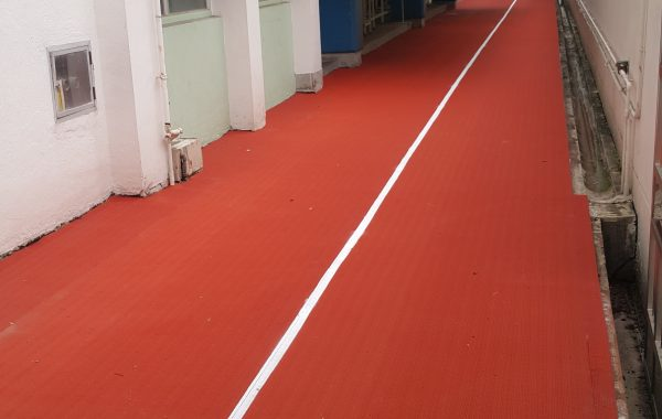 Rubber Roll Sport Surfaces