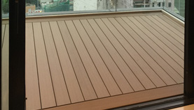 Recycled Timber Decking