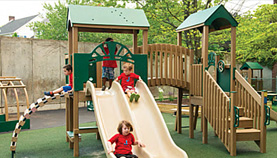 Children/Elderly Playground equipment