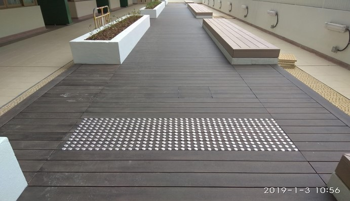 wood plastic recycled timber decking2