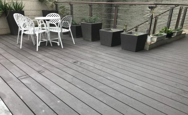 wood plastic recycled timber decking3
