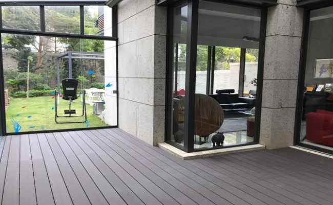 wood plastic recycled timber decking4